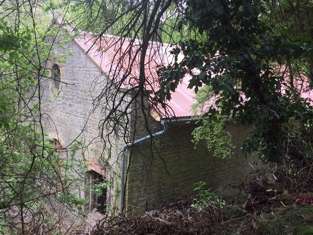Neues Dach für Altes Wasserwerk