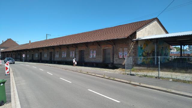 Die Bruchsaler Güterbahnhofshallen – Industriedenkmal oder Abrissobjekt?