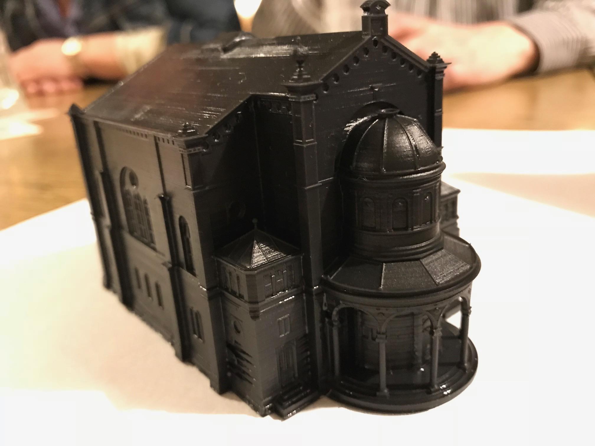 Einfach eine Immobilie? Geschichte des Synagogengeländes in Bruchsal
