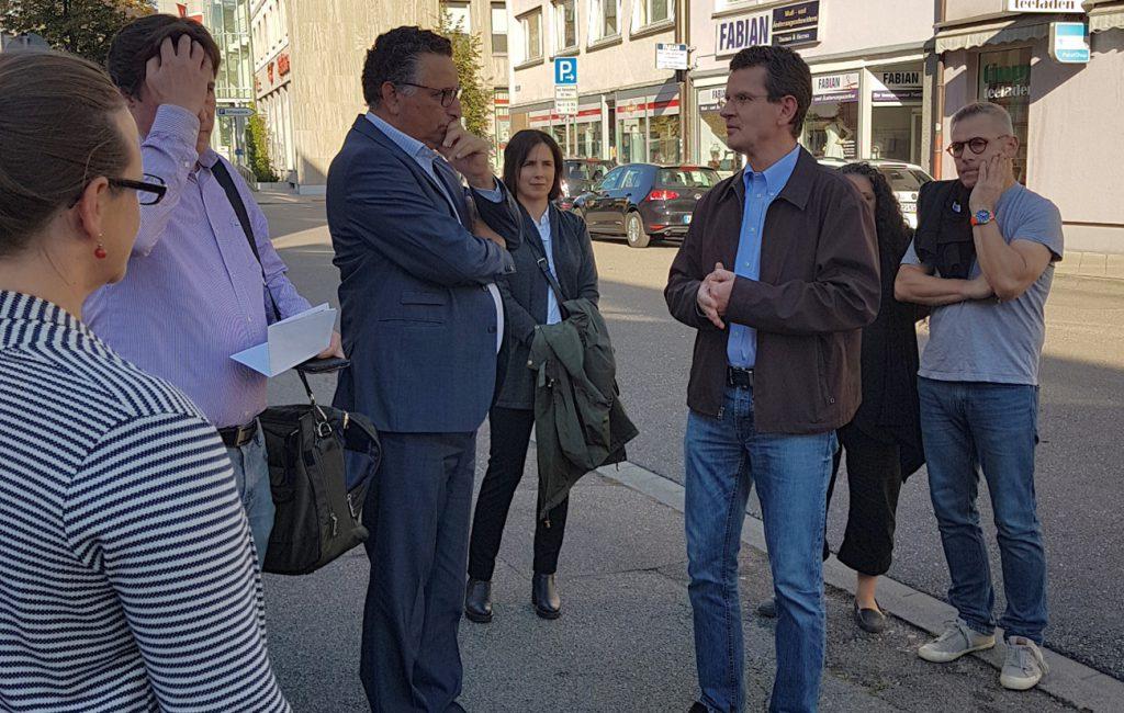 Die Isrealitische Religionsgemeinschaft Baden (IRG) zu Gast bei bruchsalia